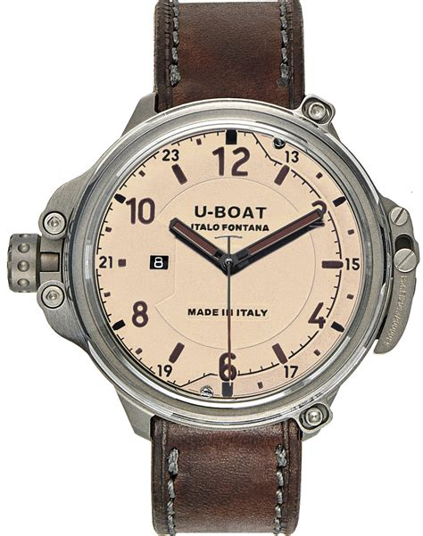 U Boat Watch Collection by U Boat Watches Capsule Collection Watch Get Luxury From