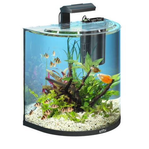 aquarium pour poissons tetra aquaart explorer line 60 litres tiendanimal