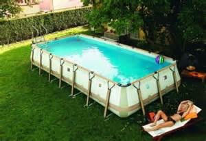 piscine hors sol zodiac kd teck