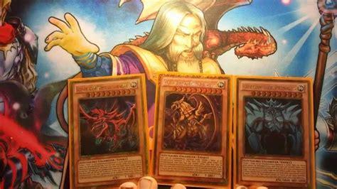 Yugioh Götterkarten Deck Youtube