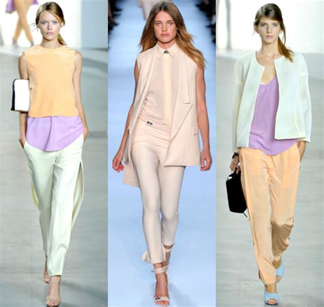 Lifestyle In Blog How To Wear Pastel Colors