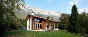 Legno Haus De : casa prefabbricata in legno rubner haus casa residenz aldeno tn pinterest haus ~ Markanthonyermac.com Haus und Dekorationen