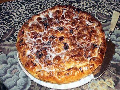 recette de tarte aux cerises recette d hiver