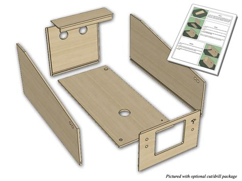 flat pack wpc style widebody pinball cabinet