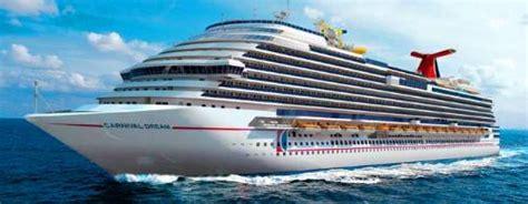 Dream Boat Singapore by Carnival Dream Cruise Ship