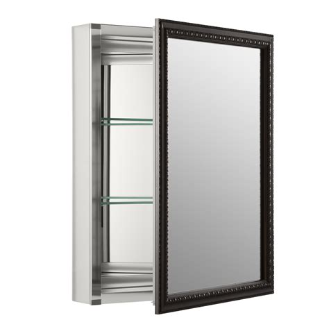 kohler mirrored medicine cabinets surface mount cabinets