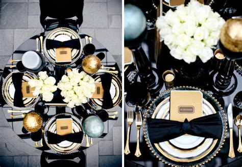 sweet tables wedding decoration decoration my marriage deco tables de table black gold