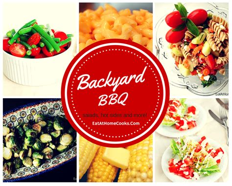 Backyard Bbq Sides  Salads, Hot Sides And More  Eat At Home