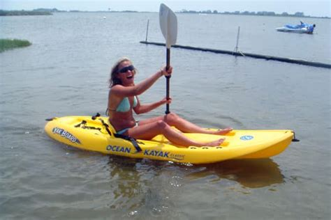 Boat Rental Duck Nc by Kayaking In The Outer Banks Rent A Kayak Today