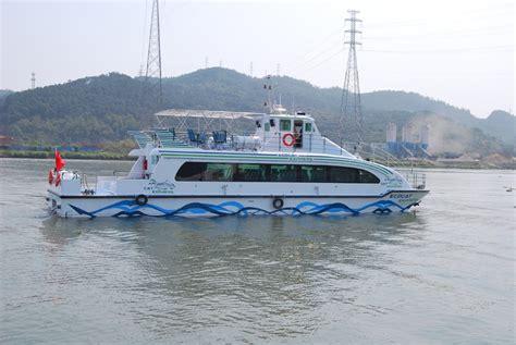 Catamaran Luxury Ferry by New Luxury 21 6m Catamaran Passenger Ferry For Waterway