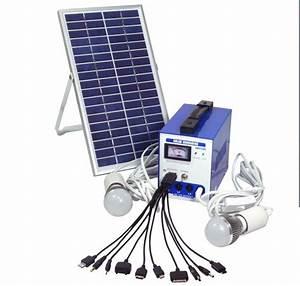 News Info: Where to get Solar power system kits
