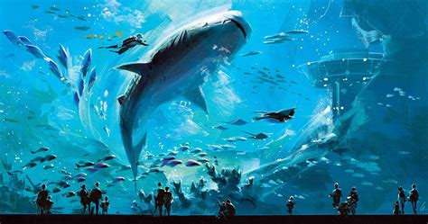 top 10 largest aquariums in the world in 2017