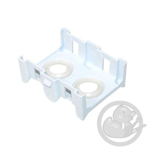 injecteur arrivee d eau bras lave vaisselle whirlpool 481253029431 coin pi 232 ces