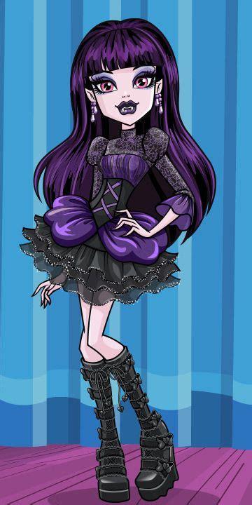 Elissabat  Daughter Of A Vampire  Age 1,601 Monster