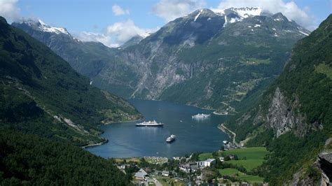 Fjord Cruise Norway by 8 Day Norwegian Fjords Tromso To Bergen Cruise Norway