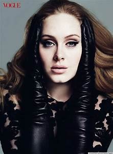 Adele Covers Vogue March 2012: See The Pics! (PHOTOS ...