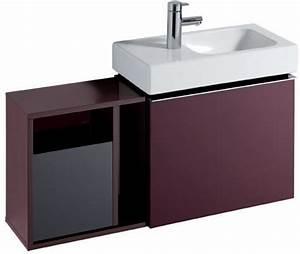 Handwaschbecken Mit Unterschrank Gäste Wc : g ste wc waschtisch mit unterschrank keramag eckventil waschmaschine ~ Markanthonyermac.com Haus und Dekorationen