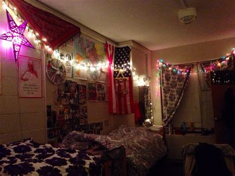 Christmas Lights Dorm