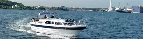 Motorboot Charter Schlei by Motorboote Motorbootcharter