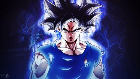 1191x670px Goku Ultra Instinct Mastered Wallpapers
