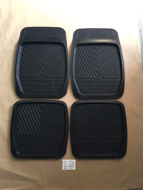 wholesale cheap universal rubber car foot floor mat buy car mat car foot floor mat heated car