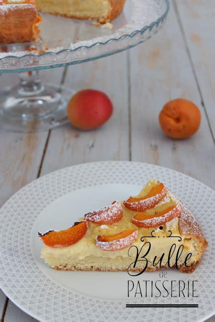 tarte brioch 233 e aux abricots recette facile et estivale