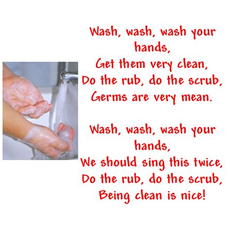 Wash Wash Wash Your Hands Song To Row Row Row Your Boat Lyrics by Mama Always Said Wash Your Hands
