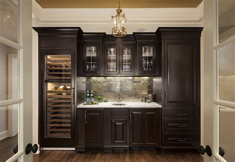 Kitchen Sink Makers by The Butler S Pantry Bartelt The Remodeling Resource