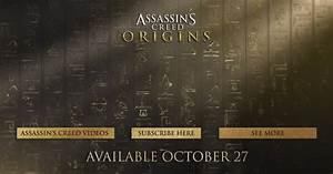 Assassin's Creed Origins: E3 2017 Official World Premiere ...