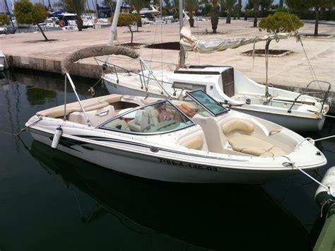 Sea Ray Boats Bowrider by Sea Ray 180 Bowrider In Madrid Power Boats Used 56676