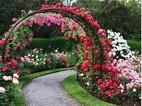 nice rose garden design Rose Garden Wallpapers - Wallpaper Cave