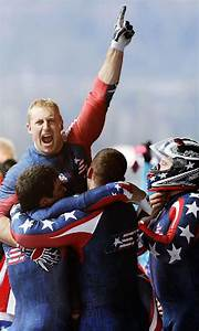U.S. ends 62-year drought with bobsled gold - NY Daily News