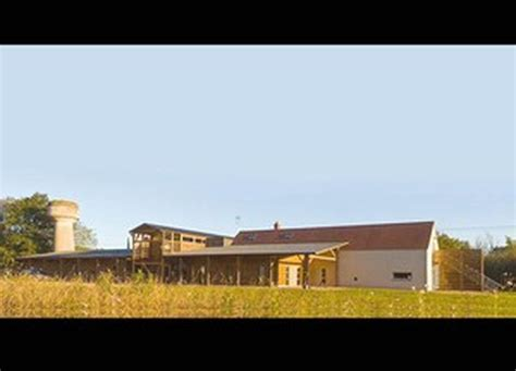 maison de la nature et de la faune sauvage par warnant