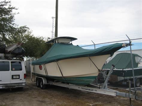 Parker Boats Nada by Price Reduced 2501 25ft Parker Center Console The