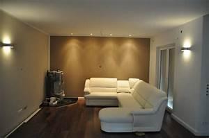 Deckenleuchten Spots Ideen : lampen f r s wohnzimmer licht beleuchtung im wohnzimmer hausbau blog ~ Markanthonyermac.com Haus und Dekorationen