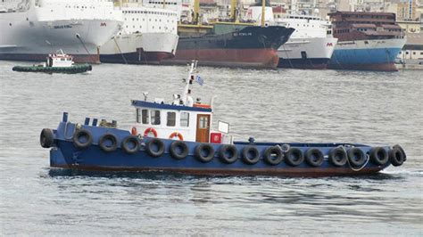 Tugboat Gross Tonnage by Tugboat Orca
