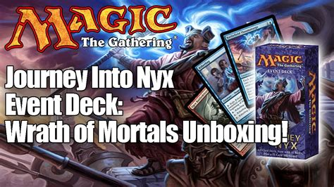 journey into nyx event deck wrath of mortals