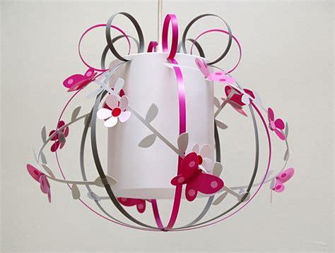 suspension chambre fille fleurs de cerisier