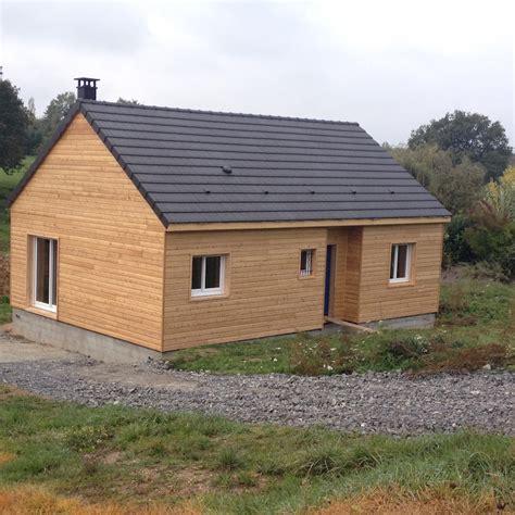 maison ossature bois construire sa maison pas cher constructeur low cost de qualit 233