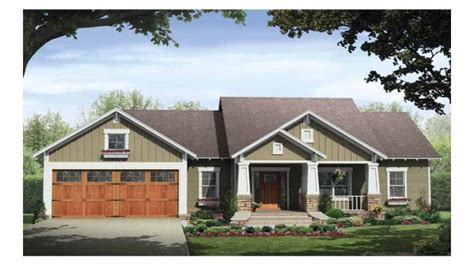single story house plans with porches pictures single story craftsman house plans craftsman style house
