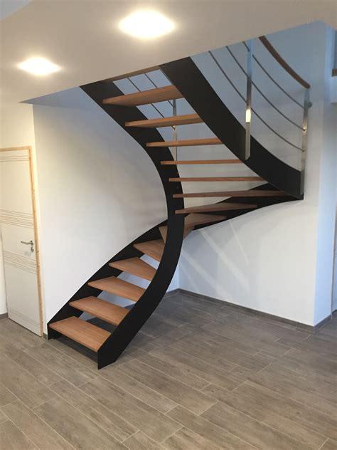 cuisine escaliers modernes de genico anyway doors escalier moderne avec contremarche escalier