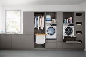 Ikea Möbel Für Hauswirtschaftsraum : hauswirtschaftsraum einrichten die zeilen l sung bild 3 sch ner wohnen ~ Markanthonyermac.com Haus und Dekorationen