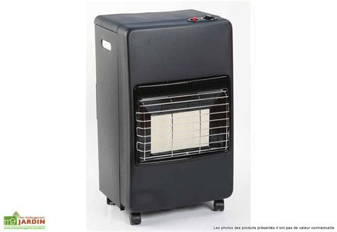chauffage d appoint gaz infrarouge 4 2 kw cc4200 chauffage d appoint infrarouge 4 2kw warm