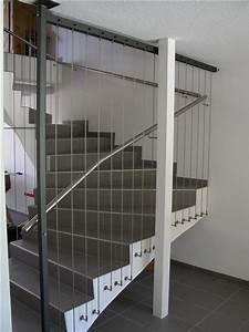 Geländer Mit Seil : metallbau herren ag arch wir fertigen treppen gel nder balkone stahlbau t ren und tore ~ Markanthonyermac.com Haus und Dekorationen