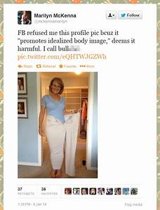 'Facebook banned my weight loss photo,' claims woman who ...