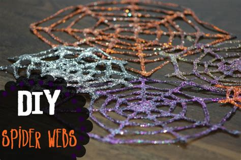 Diy Spider Web Decorations! Diy Spring Decorations For The Home Agent Venom Costume Repair Sofa Fabric Awesome Clear Acrylic Lego Storage Containers Wooden Play Kitchen Plans Blog Decor Interior French Drain Easy Tardis