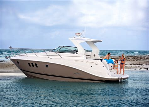 Boat Financing 0 Down by New 2014 Rinker 360 Ec Express Cruiser Boat For Sale In