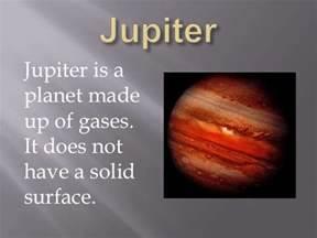 Jupiter Presentation