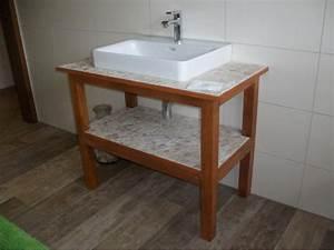 Waschbecken Aus Beton Selber Bauen : tisch aus baumscheibe selber machen awesome best stunning wunderschne inspiration tisch ~ Markanthonyermac.com Haus und Dekorationen