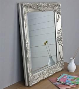 Barock Spiegel Groß : barock spiegel mit silberrahmen es lohnt sich ~ Whattoseeinmadrid.com Haus und Dekorationen